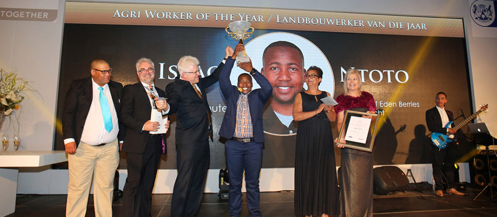 Agri Worker of the Year