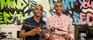 New crop-spraying drone developed