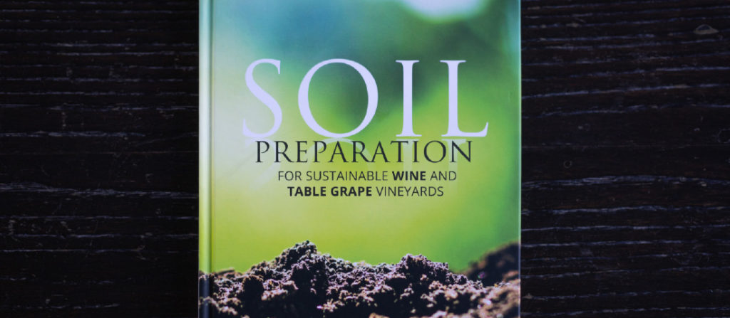 Soil preparation book