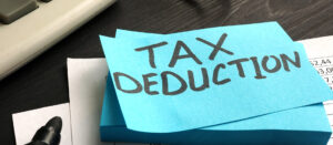 Deduction available for donations increased